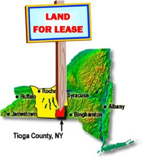 Tioga County Land For Lease